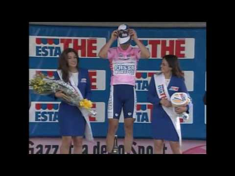 Cycling - Giro d'Italia 2003 Part 1