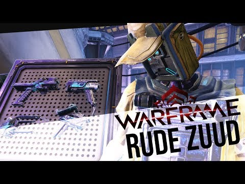 Warframe Lore: The Tragedy of Rude Zuud thumbnail