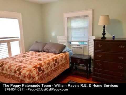 27 Second Street Unit 0, North Andover MA 01845  Condo  Real Estate  For Sale