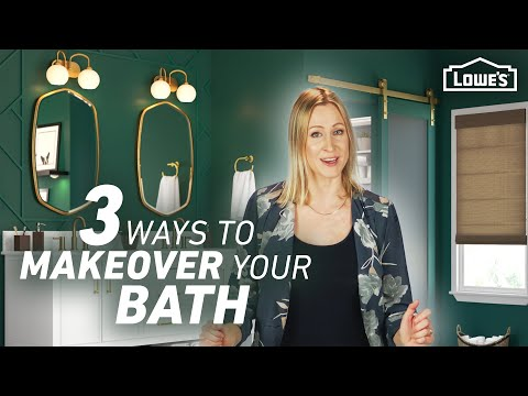 3-ways-to-makeover-your-bathroom-(for-$2500,-$3500-or-$7500)-|-lowe's-design-basics
