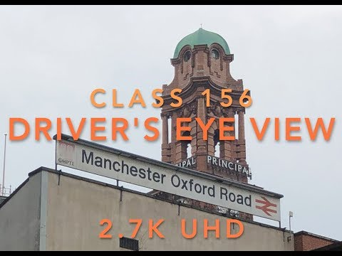 2.7K UHD Liverpool Lime St to Manchester Ox Rd