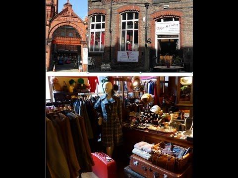 Bijou And Vintage Shop Liverpool Uk