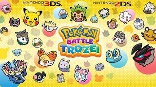 CGR Undertow - POKÉMON BATTLE TROZEI review for Nintendo 3DS
