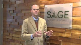 2013 InnoVision Awards Sustainability Finalist - Sage Automotive