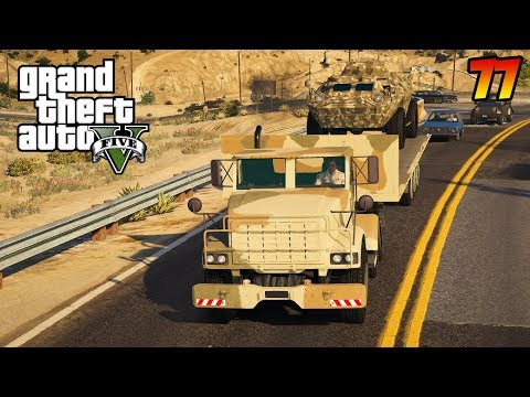 Supply Tenaga Militer Baru (77) - GTA 5 REAL LIFE MOD