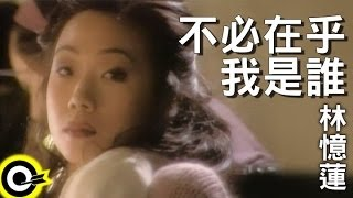 林憶蓮 Sandy Lam【不必在乎我是誰 It doesn't matter who i am】Official Music Video