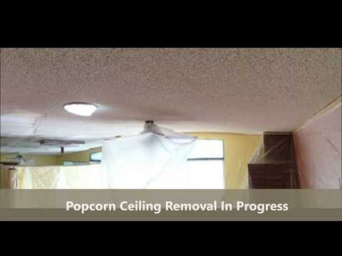 Popcorn Ceiling Removal Fresno, CA - Popcorn Ceiling Fresno CA