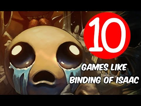 Top 10 Games like Binding of Isaac - Enter the Gungeon, Spelunky and more
