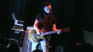 Trisomie 21 - Midnight of my life - Live at VK Brussels - 10 april 2010