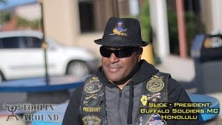 Slice - Buffalo Soldiers MC, Honolulu - President