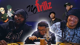 "No Frillz Podcast with Yipes & Matrix Episode 02 | ""The Alpha and the Road Dawgs"""
