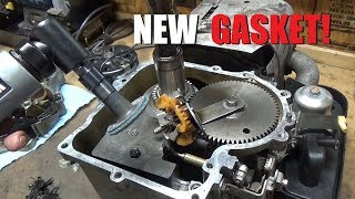 Sump Gasket Replacement - 15hp Briggs & Stratton