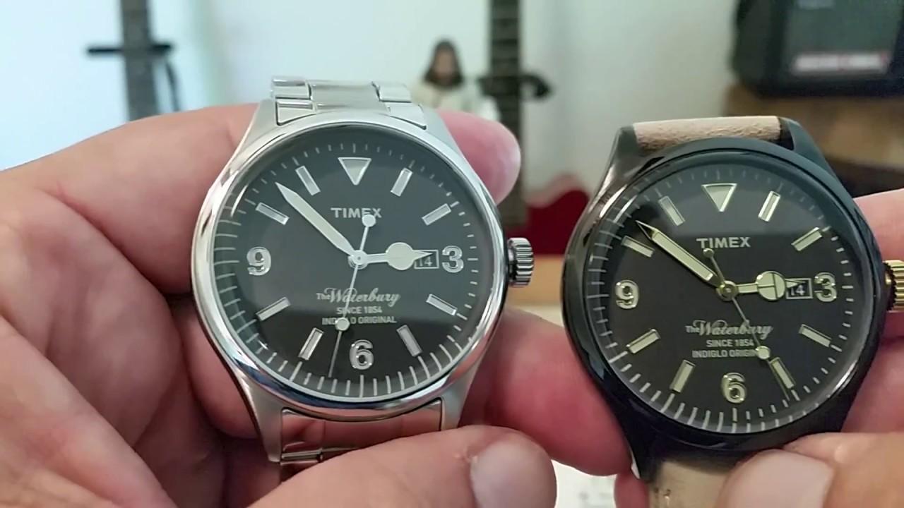Gant Park Hill II - Ruskea miesten kello nahkahihnalla.