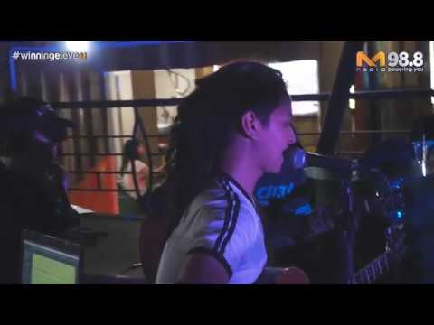 MAHAGHITA - MENGENANGKU & THANKS FOR ALL THE BLUES - SPECIAL LIVE SESSION MRADIO WINNING ELEVEN