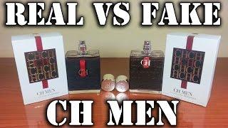 Fake fragrance - CH Men by Carolina Herrera