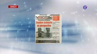 LA REVUE DES GRANDES UNES DU MERCREDI 04 SEPTEMBRE 2019 - ÉQUINOXE TV