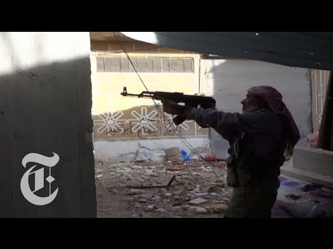 Syria 2012 | The Fight for Aleppo | The New York Times