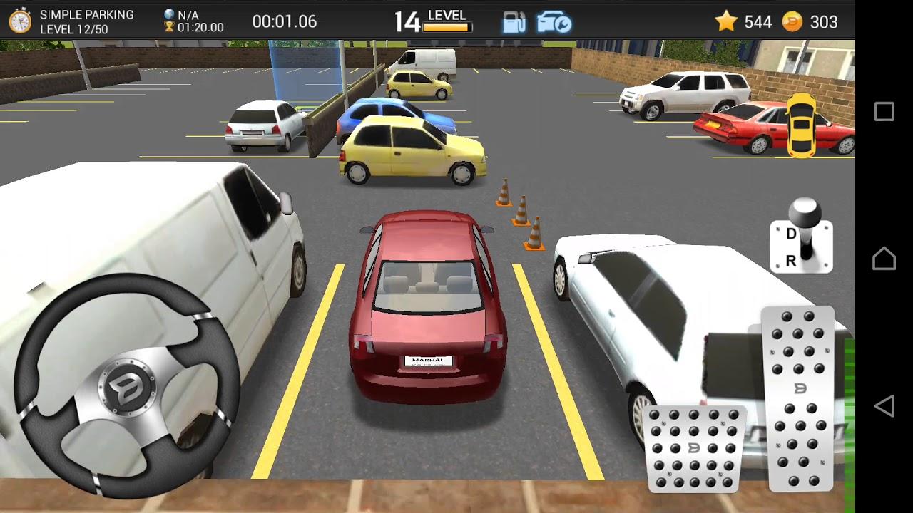 Car Parking Game D AUDI A Level Simple Parking - Audi car 3d games