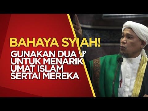 Bahaya Syiah! Gunakan Dua 'J' Untuk Menarik Umat Islam