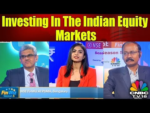 Investing In The Indian Equity Markets | Financial Planning With Puma | NSE FinWiz | CNBC Tv18
