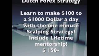 1 minute scalping strategy