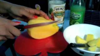 How To: Mango Salad