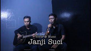 Yovie & Nu no - Janji Suci ( Cover By Arifaldin )