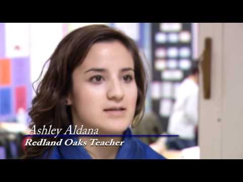Junior Achievement lessons at Redland Oaks Elementary School HD