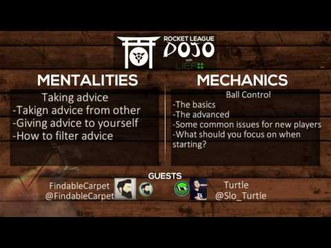 RLDOJO ep 4: Taking Advice and Ball Control ft. Turtle and FindableCarpet