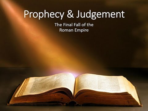 Prophecy & Judgement