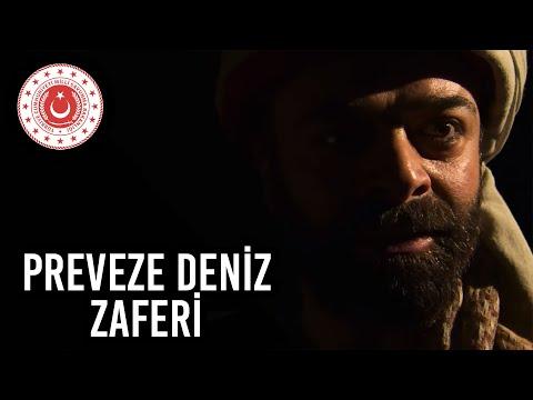 Preveze Deniz Zaferi'nin Yıl Dönümünde Barbaros Hayreddin Paşa'yı Rahmetle ve Saygıyla Anıyoruz