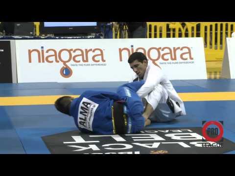 IBJJ Pro Leage 2012 Light Feather weight qualifying matches