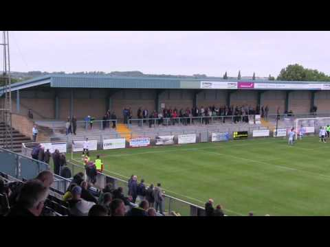 CTTV Highlights: Rugby  Town 1 - 0  Corby Town: