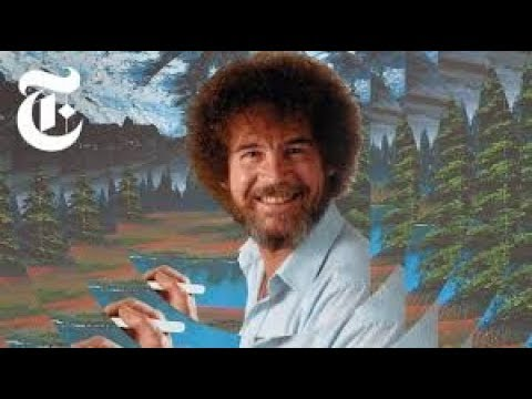 Download Where Are All the Bob Ross Paintings We Found Them