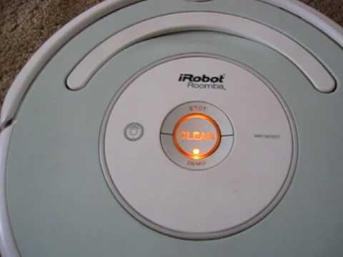 Roomba Blinking Amber Light Youtube