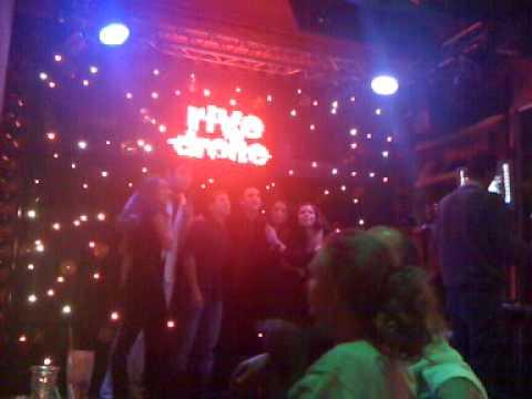 Karaoke,Rive droite Un samedi Soir...