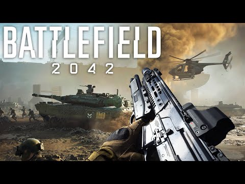 Battlefield 2042 Gameplay Details and More!