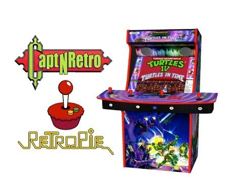 Custom Retropie 4 Player Arcade Cabinet Build Part 1 ~ The Body and The Brains