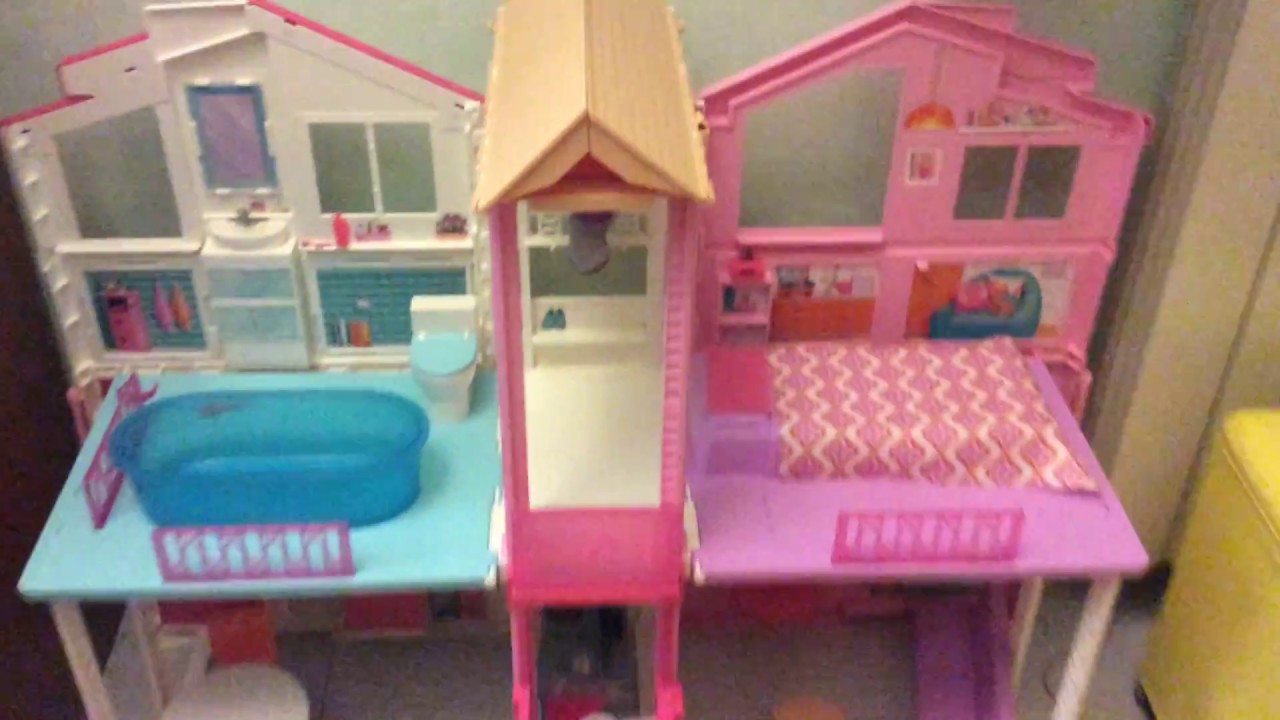 I giochi di bimbaw greta la casa di barbie 01 youtube for Casa di barbie youtube
