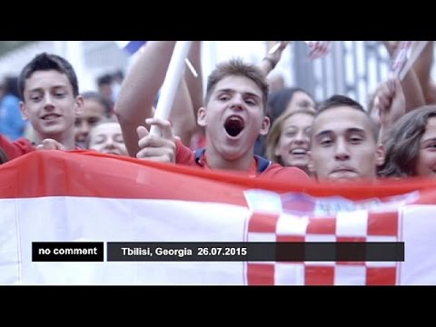 Tbilisi hosts European Youth Olympic Festival - no comment