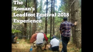 Roman's Leadfoot Festival 2018 Experience
