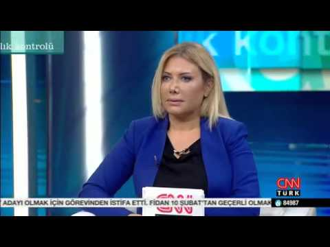 Kapalı Yöntem ile Rahim Ameliyatları: Sağlık Haber CNN - Prof Dr Fatih Şendağ