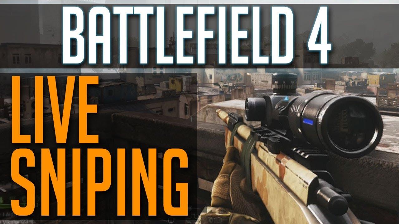 battlefield one sniping zero guide
