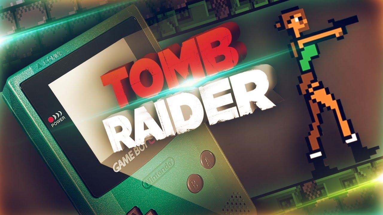 Download Tomb Raider sur GameBoy Color