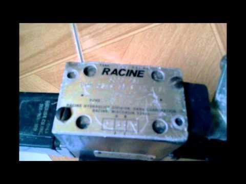 Valvula Distribuidoras Oleohidraulicas-Valvulas Direccionales