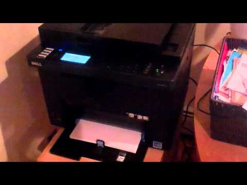 Review of the Dell 1355cnw Laser Printer