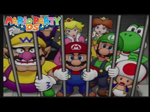 Mario Party DS - Wii U Virtual Console Gameplay ( eshop EU )