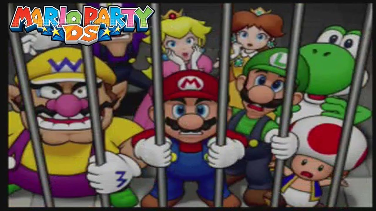 Casual concurrence mario party ds