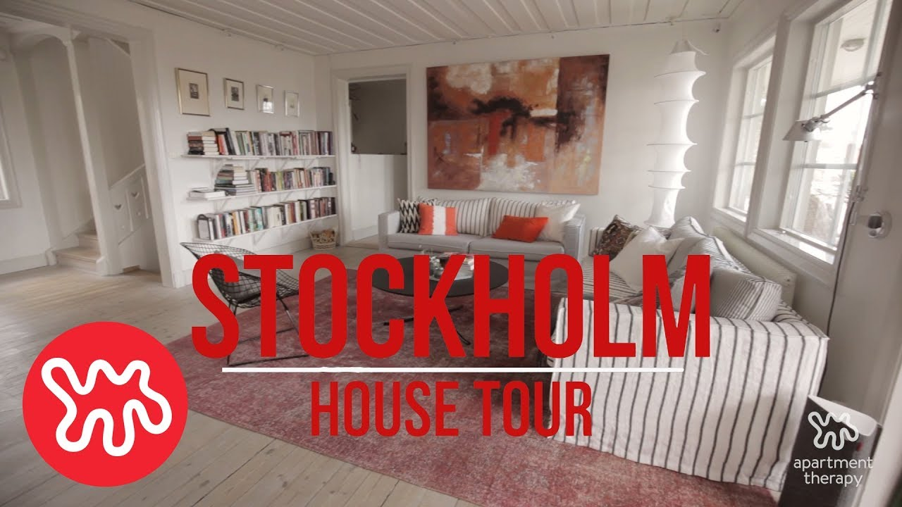 House Tours Creating A Scandinavian Style In Stockholm Apartment Therapy