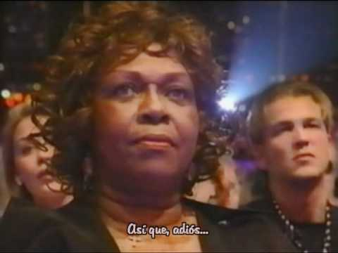 I will always love you live 1994 - Whitney Houston (subtítulos en español)